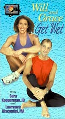 AQUA REEBOK: WILL AND GRACE GET WET!
